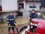 Poplave Renče 2005